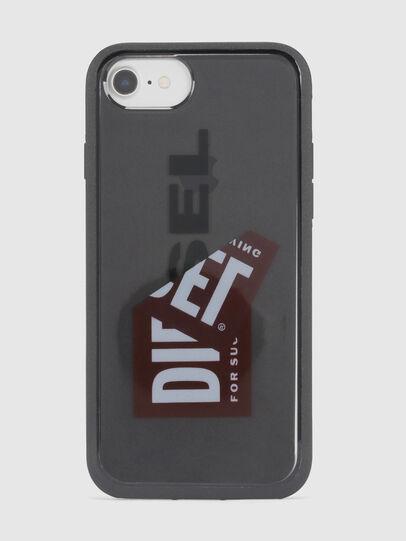Diesel - STICKER IPHONE 8/7/6S/6 CASE, Negro - Fundas - Image 2