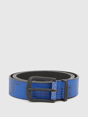 B-DERUB, Negro/Azul marino - Cinturones
