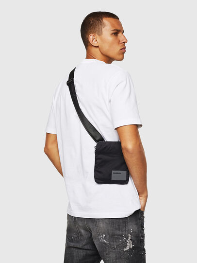 Diesel - F-DISCOVER CROSS, Negro - Bolso cruzados - Image 5