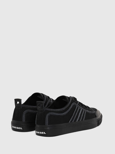 Diesel - S-ASTICO LOW LACE, Negro - Sneakers - Image 3