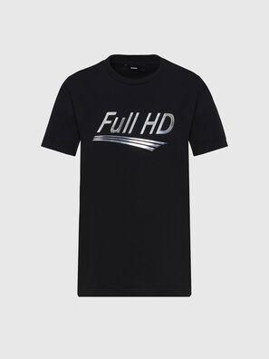 T-SILY-E56, Negro - Camisetas