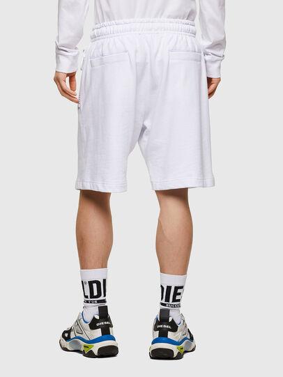Diesel - P-HORTY, Blanco - Shorts - Image 2