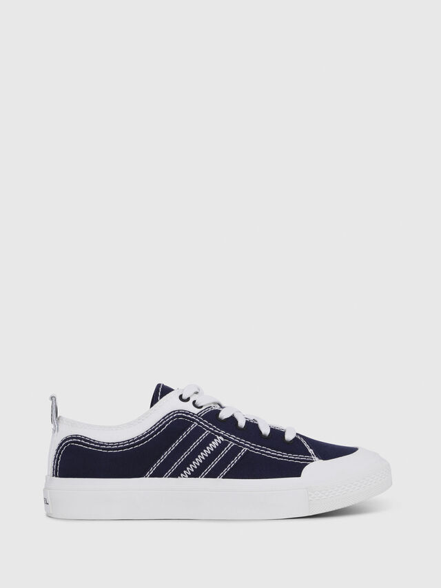 Diesel - S-ASTICO LOW LACE W, Azul/Blanco - Sneakers - Image 1