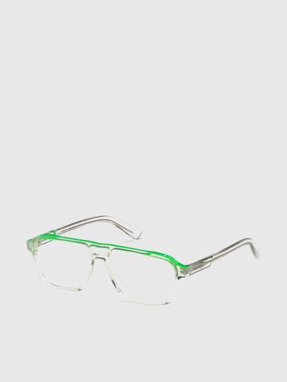 Diesel - DL5309, Verde - Gafas de vista - Image 2