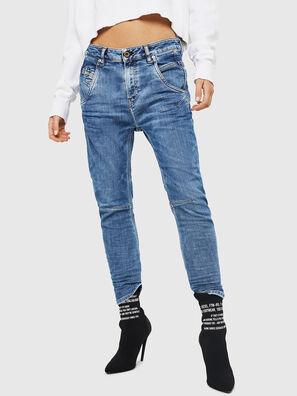 Fayza JoggJeans 0870K, Azul Claro - Vaqueros