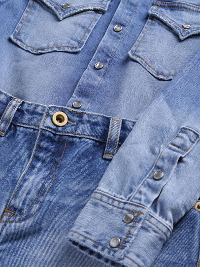 Diesel - DEDESYP, Blue Jeans - Vestidos - Image 3