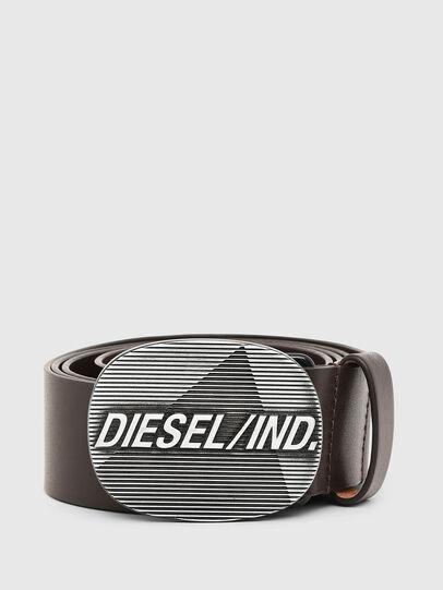 Diesel - B-DIELIND, Marrón - Cinturones - Image 1