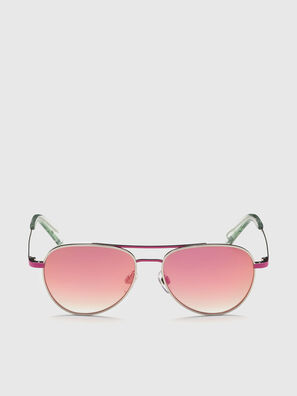 DL0291, Rosa/Blanco - Kid Gafas