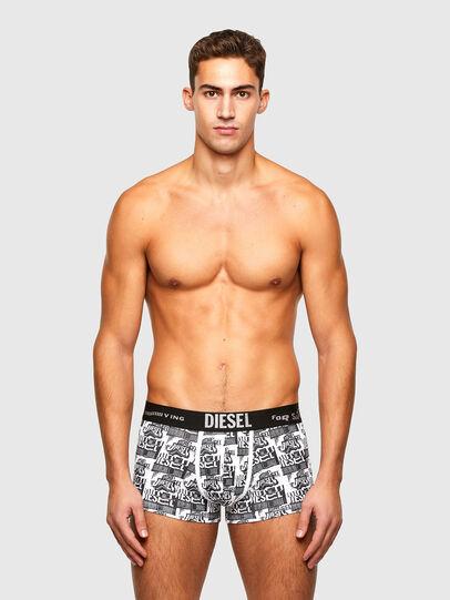 Diesel - UMBX-DAMIEN, Blanco/Negro - Boxers - Image 1
