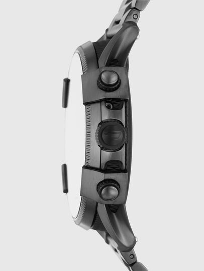 Diesel - DT2011, Gris Metal - Smartwatches - Image 3