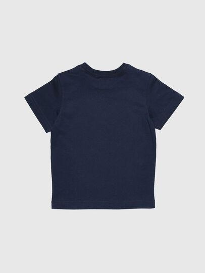 Diesel - TDIEGOXB, Azul Oscuro - Camisetas y Tops - Image 2