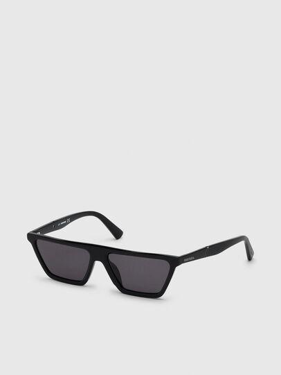Diesel - DL0304, Negro - Gafas de sol - Image 2