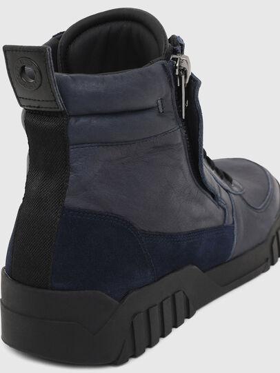 Diesel - S-RUA MID, Azul - Sneakers - Image 5