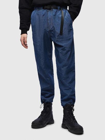 Diesel - P-BERG, Azul - Pantalones - Image 1