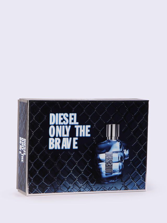 Diesel - ONLY THE BRAVE 50ML GIFT SET, Azul - Only The Brave - Image 5