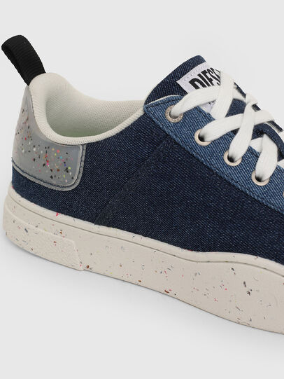 Diesel - S-CLEVER LOW LACE, Azul - Sneakers - Image 4