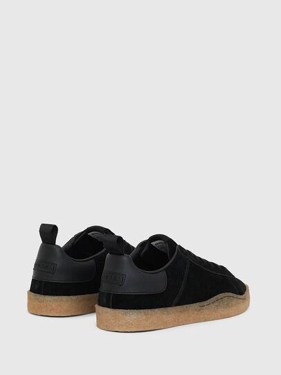 Diesel - S-CLEVER PAR LOW, Negro - Sneakers - Image 3