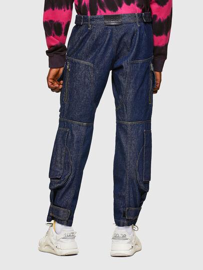 Diesel - D-KARGO, Azul medio - Pantalones - Image 2