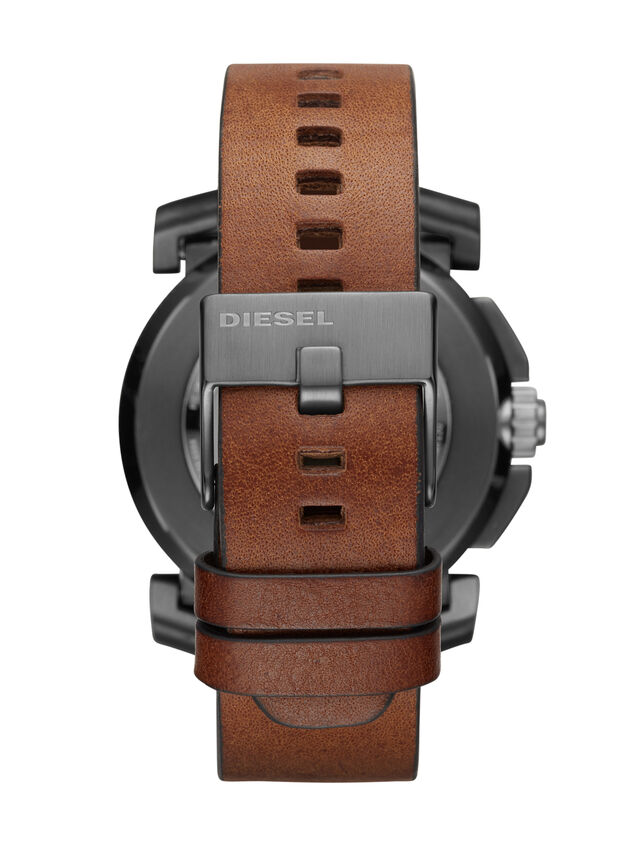 Diesel - DT1003, Marrón - Smartwatches - Image 3