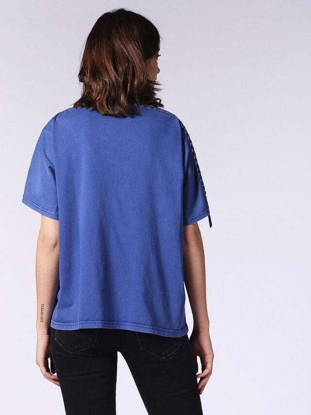 T-LEOX-A, Azul Brillante