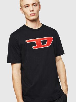 T-JUST-DIVISION-D, Negro - Camisetas