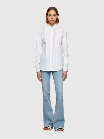 Diesel - C-VOILE, Blanco - Camisas - Image 5