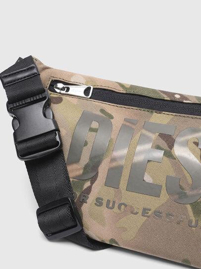 Diesel - ALLAN, Verde Militar - Bolsas con cinturón - Image 5