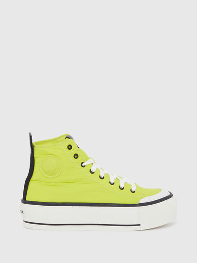 Diesel - S-ASTICO MC WEDGE, Amarillo - Sneakers - Image 1
