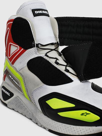Diesel - ASTARS-SKBOOT, Blanco - Sneakers - Image 4