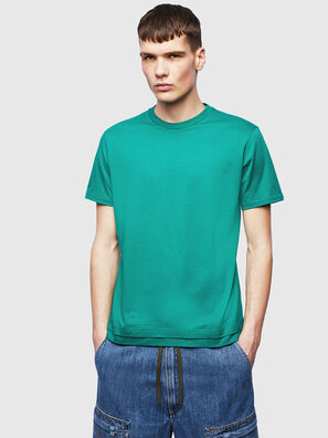 T-DIAMANTIK-NEW, Verde - Camisetas