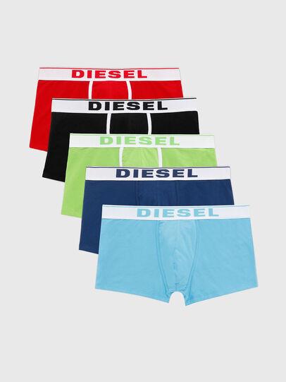 Diesel - UMBX-DAMIENFIVEPACK, Multicolor - Boxers - Image 4