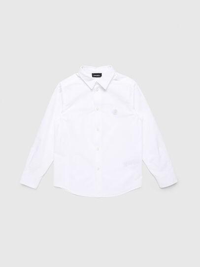 Diesel - CSBILL, Blanco - Camisas - Image 1