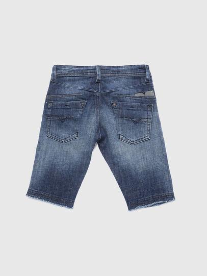 Diesel - DARRON-R-J SH-N, Azul Oscuro - Shorts - Image 2