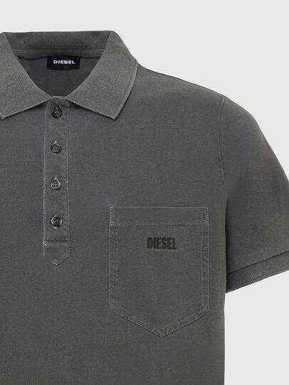 Diesel - T-KAL-2, Negro - Polos - Image 3