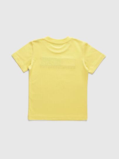 Diesel - TJUSTDIVISIONB-R, Amarillo - Camisetas y Tops - Image 2
