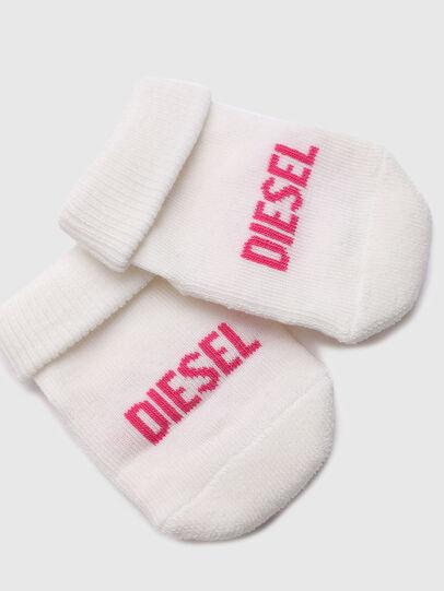 Diesel - ZEBET-NB, Blanco/Rosa - Otros Accesorios - Image 3