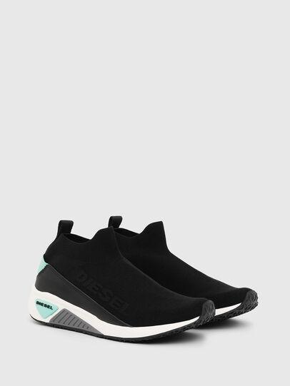 Diesel - S-KB SOCK QB W, Negro - Sneakers - Image 2