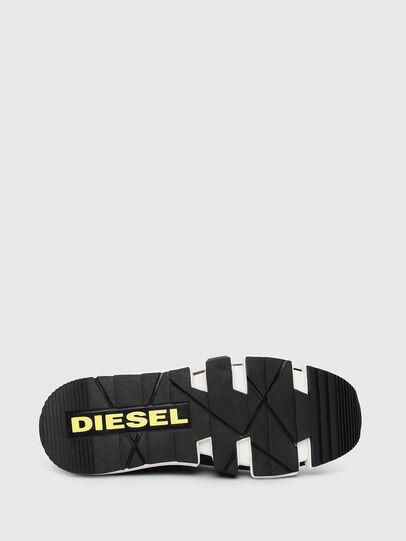 Diesel - H-PADOLA HIGH SOCK, Negro - Zapatillas - Image 4