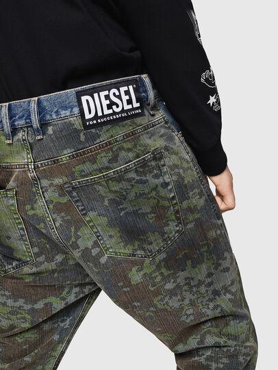 Diesel - D-Vider 0078E, Azul medio - Vaqueros - Image 7