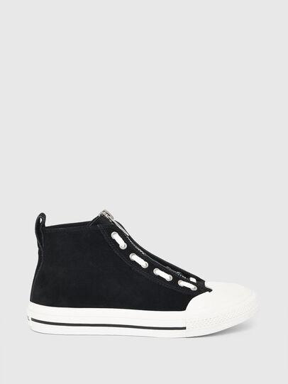 Diesel - S-ASTICO MZIP W, Negro - Sneakers - Image 1