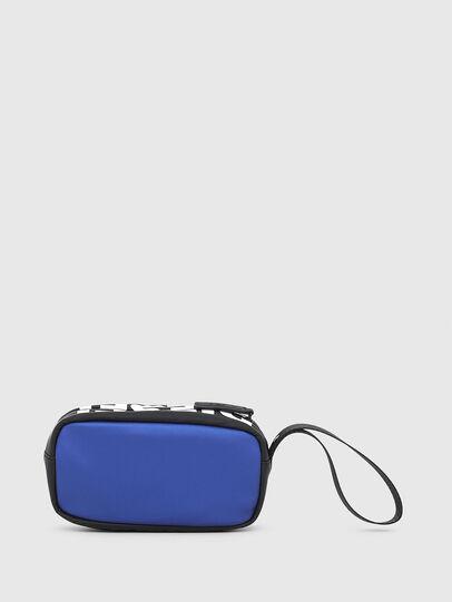Diesel - BOLD POUCH, Azul/Negro - Bolsos - Image 2