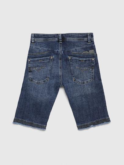 Diesel - DARRON-R-J SH-N, Azul medio - Shorts - Image 2