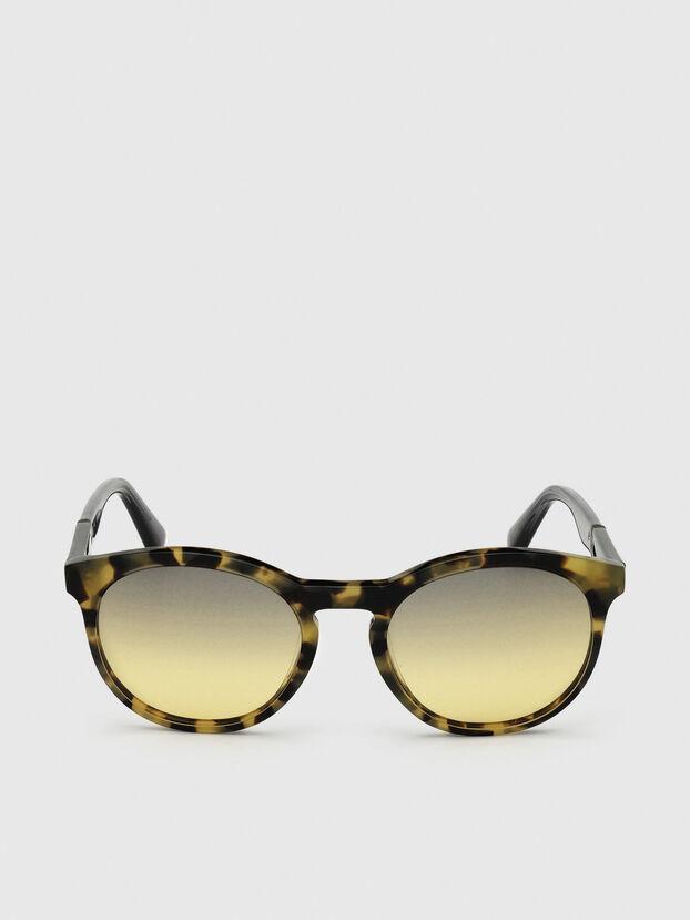 DL0310, Negro/Amarillo - Gafas de sol