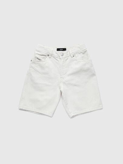Diesel - PWILLOH, Blanco - Shorts - Image 1