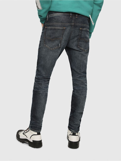 Diesel - Thommer JoggJeans 087AI, Azul Oscuro - Vaqueros - Image 2
