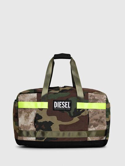 Diesel - SOLIGO, Verde Camuflaje - Bolsos de viaje - Image 1