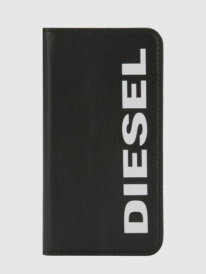 Diesel - SLIM LEATHER FOLIO IPHONE 8/7,  - Fundas tipo libro - Image 6