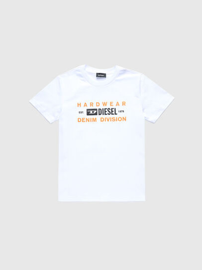 Diesel - TDIEGOSK32, Blanco - Camisetas y Tops - Image 1