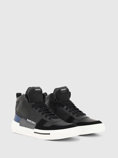 Diesel - S-DESE MG MID, Negro - Sneakers - Image 2