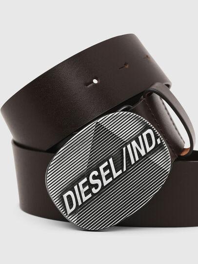 Diesel - B-DIELIND, Marrón - Cinturones - Image 2